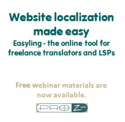 Webinar on Website Localization Made Easy